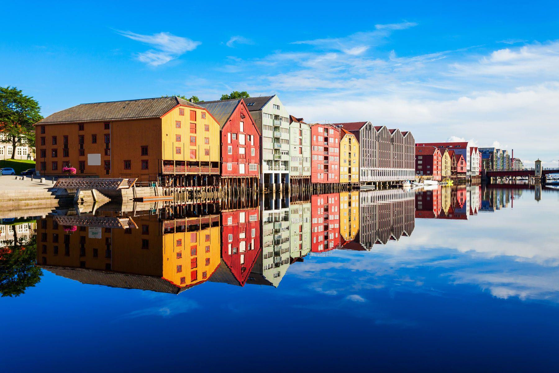 Trondheim iStock899645520 web